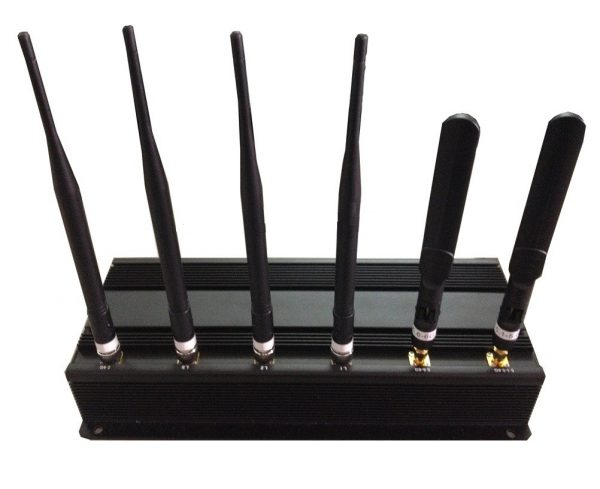 TSJ-2090 5GHz WiFi and 5G Cell Phone Jammer