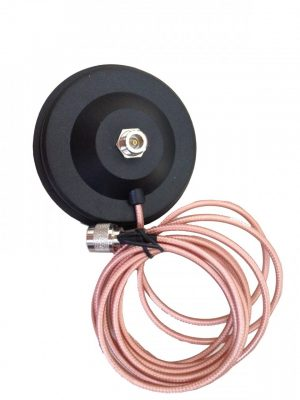 Magnetic Antenna Mount and Cable
