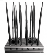 desktop 12 band cell phone jammer