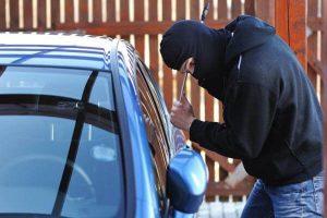 LoJak Car Thief